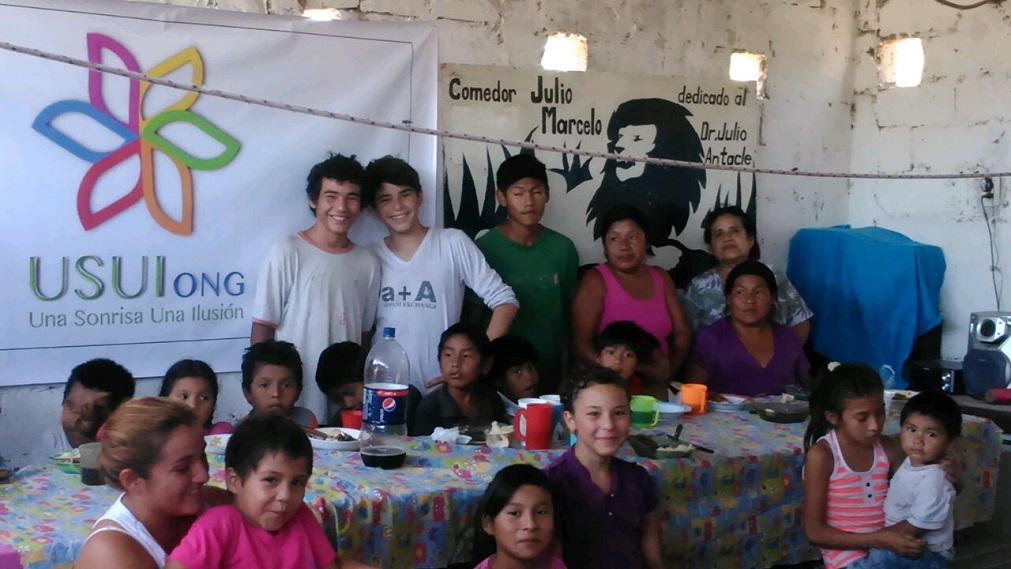 Comedor Infantil Julio Marcelo