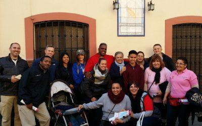 Comedor Social de Triana. Hijas de la Caridad ( Sevilla )