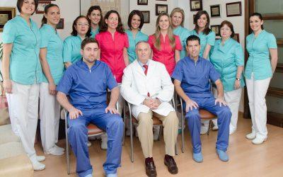 Clinicas Dentales Anibal Gonzalez e Hijos. Sevilla