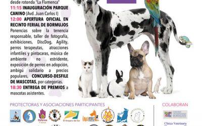 II Dia de la Tenencia Responsable de Mascostas. Ayuntamiento de Bormujos. Sevilla.