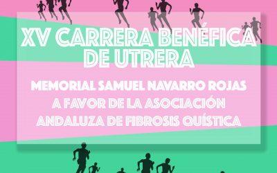 XV Carrera Benefica a favor de la Fibrosis Quistica. Utrera. Sevilla