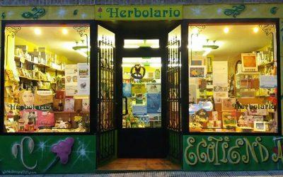 Herbolario La Botica Natural. Palencia