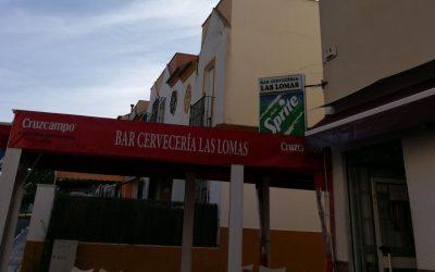 """Bar Cerveceria """"Las Lomas"""". Bormujos. Sevilla"""