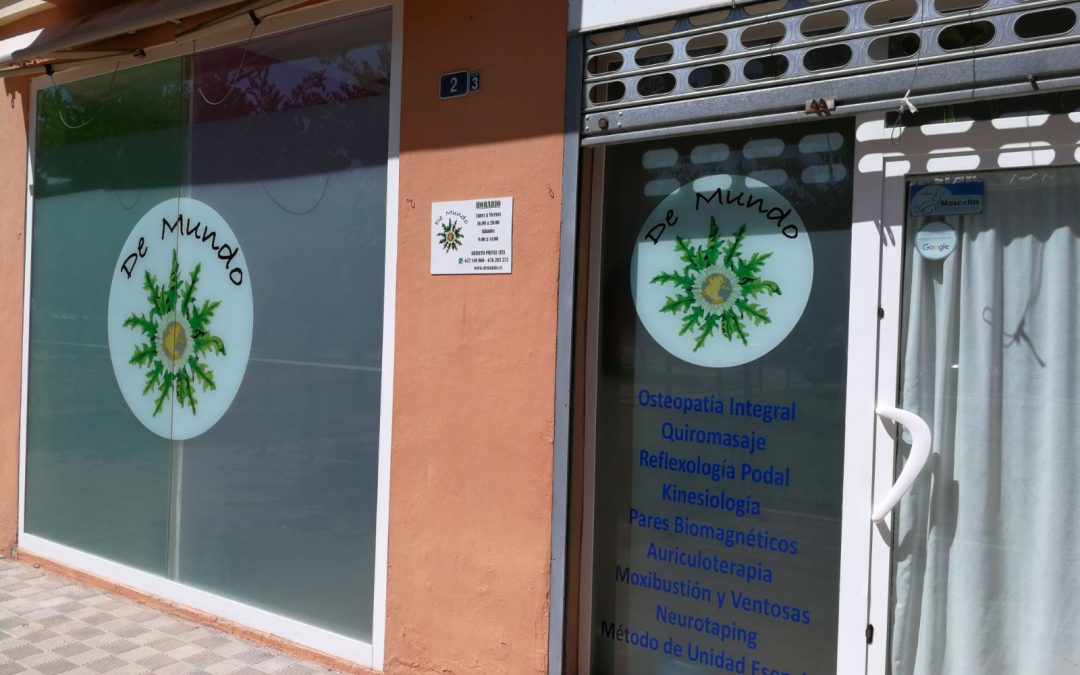 """Centro Terapeutico """"De Mundo"""". Utrera ( Sevilla )"""