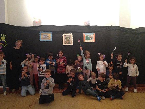 CuentaCuentos Infantil y Club de Lectura para Adultos. Ayuntamiento Bollullos de la Mitacion ( Sevilla )