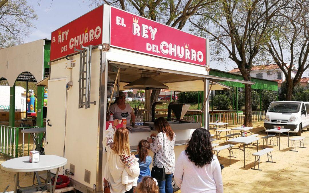 El Rey del Churro. Bormujos. Sevilla