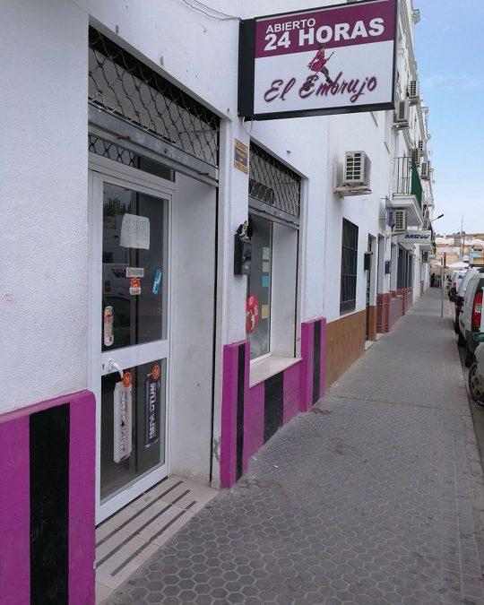Desavio Alimentación y Bebidas 24 H. El Embrujo. Camas. Sevilla