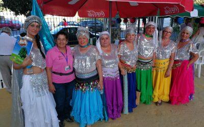 1 Feria de Asociaciones de Carmona. Tejido asociacional vivo