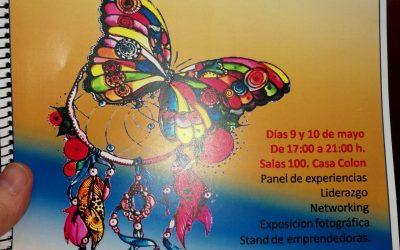 II Jornada de Visualizacion de la Mujer Iberoamericana Emprendedora