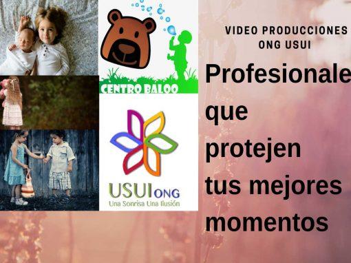 VÍDEO PRODUCCIONES ONG USUI