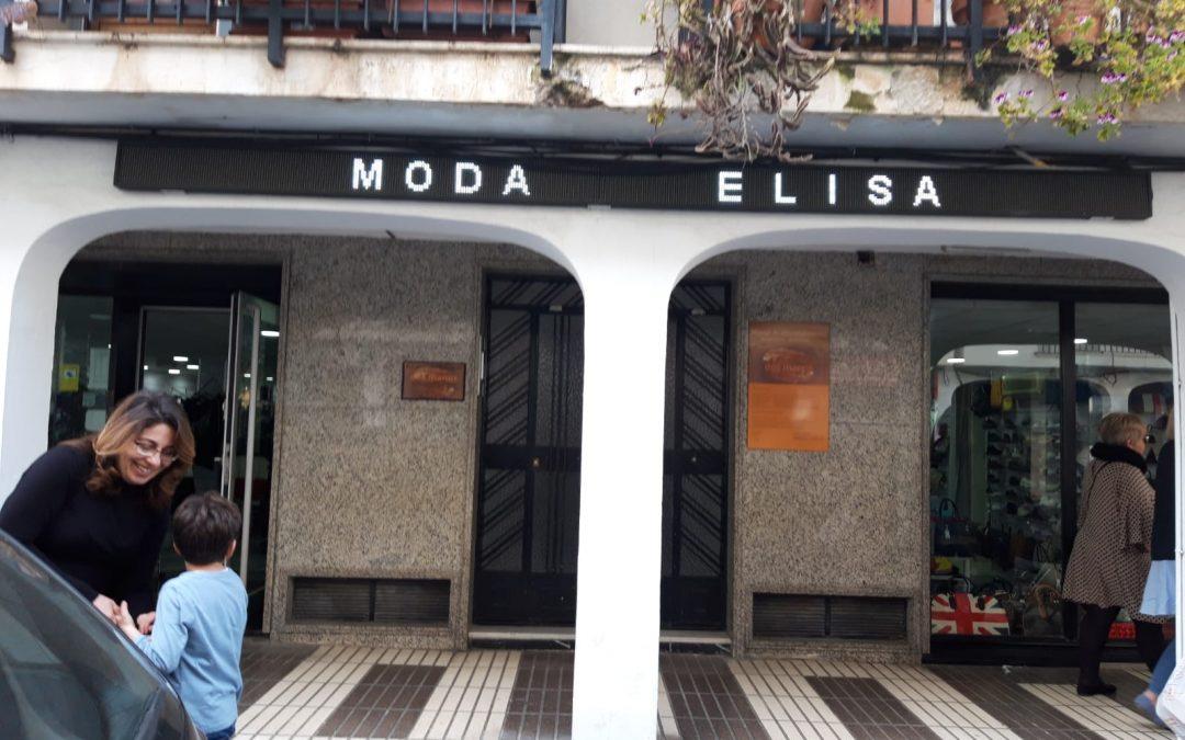 Modas Elisa. Altea. Alicante