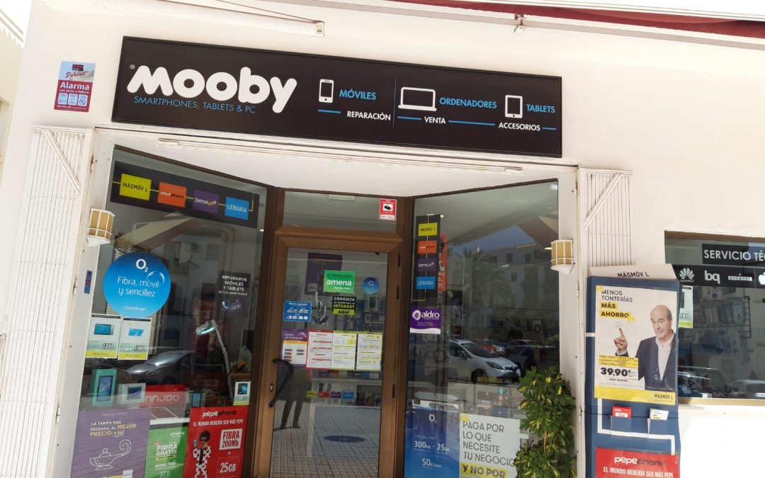 Mooby Telecom. Altea. Alicante