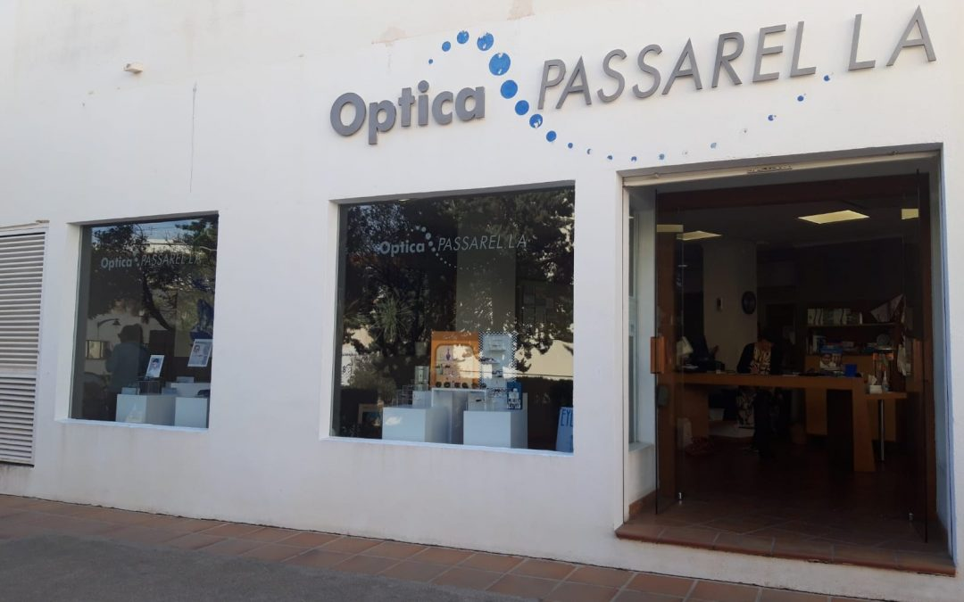 Optica Passarella. Altea. Alicante