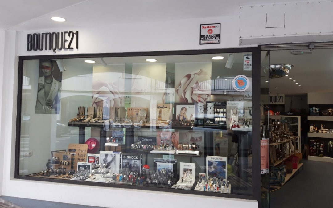 Boutique 21. Altea. Alicante