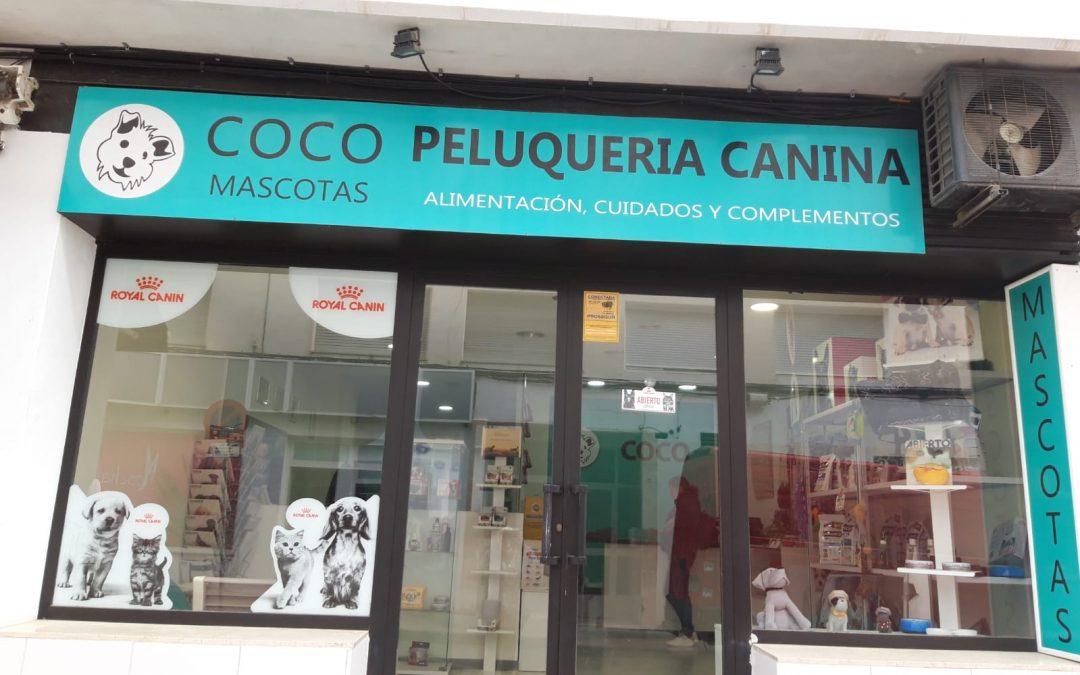 Coco Mascotas. Peluqueria Canina. Altea. Alicante