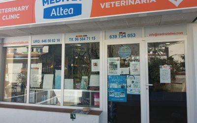 Clinica Veterinaria Medivet. Altea la vella. Alicante