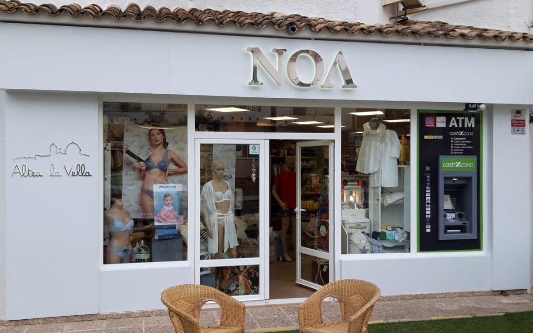 NOA. Boutique. Accesorios. Altea la vella. Alicante