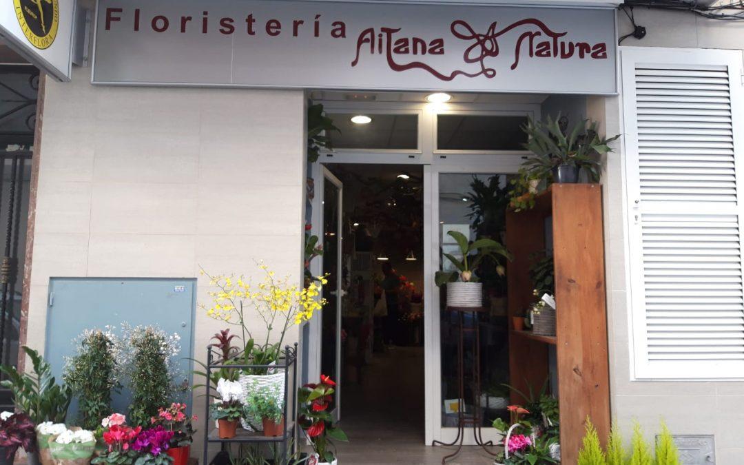 Floristeria Aitana Natura. Altea. Alicante