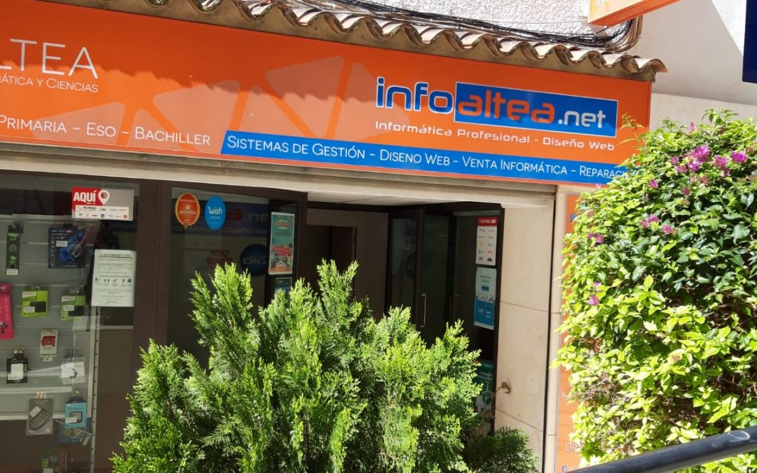 Informatica InfoAltea.net   Altea. Alicante