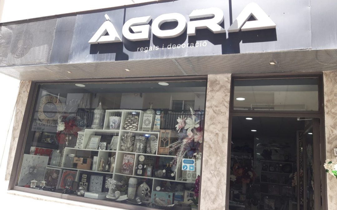 Agora – Regalos y Decoracion. Altea. Alicante