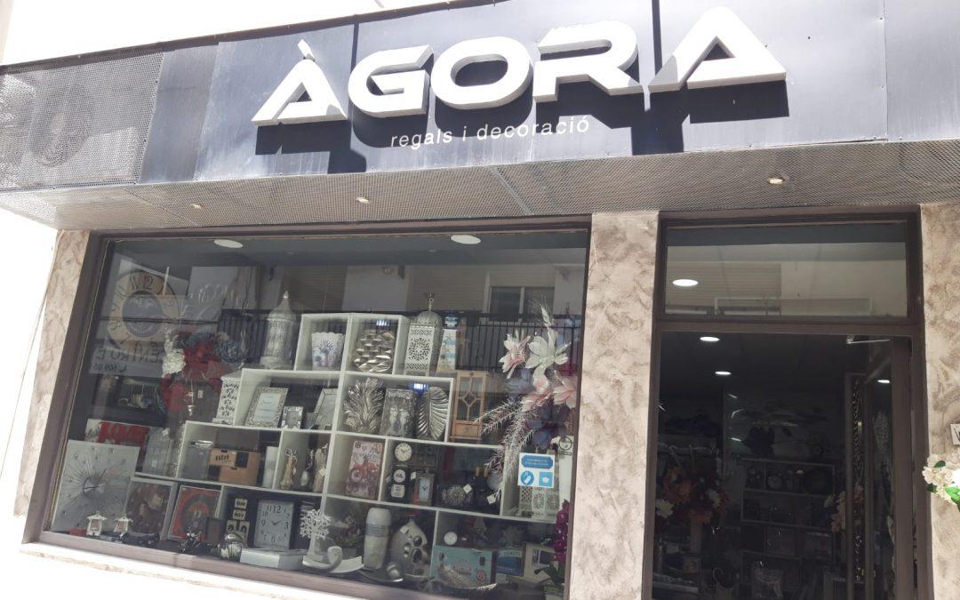 Agora – Regalos y Decoracion. Altea. Alicante