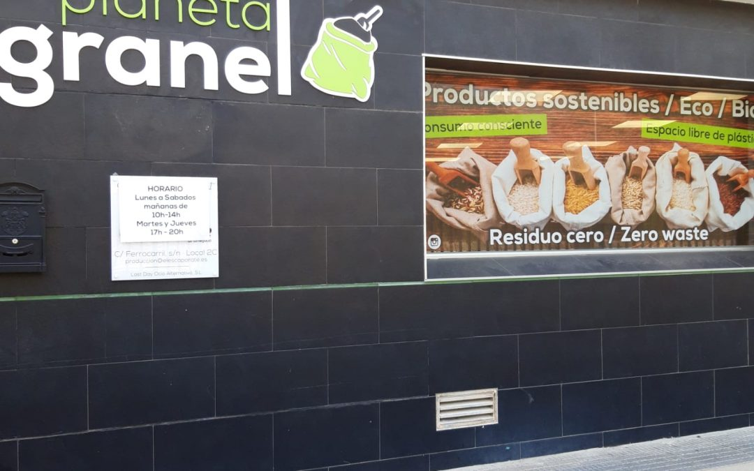 Planeta Granel. Productos Ecosostenibles. Altea. Alicante