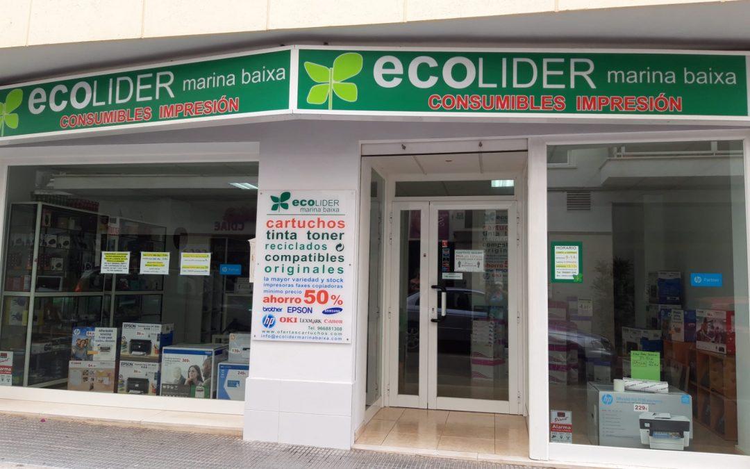 Ecolider Marina Baixa S.L.U.  Altea. Alicante