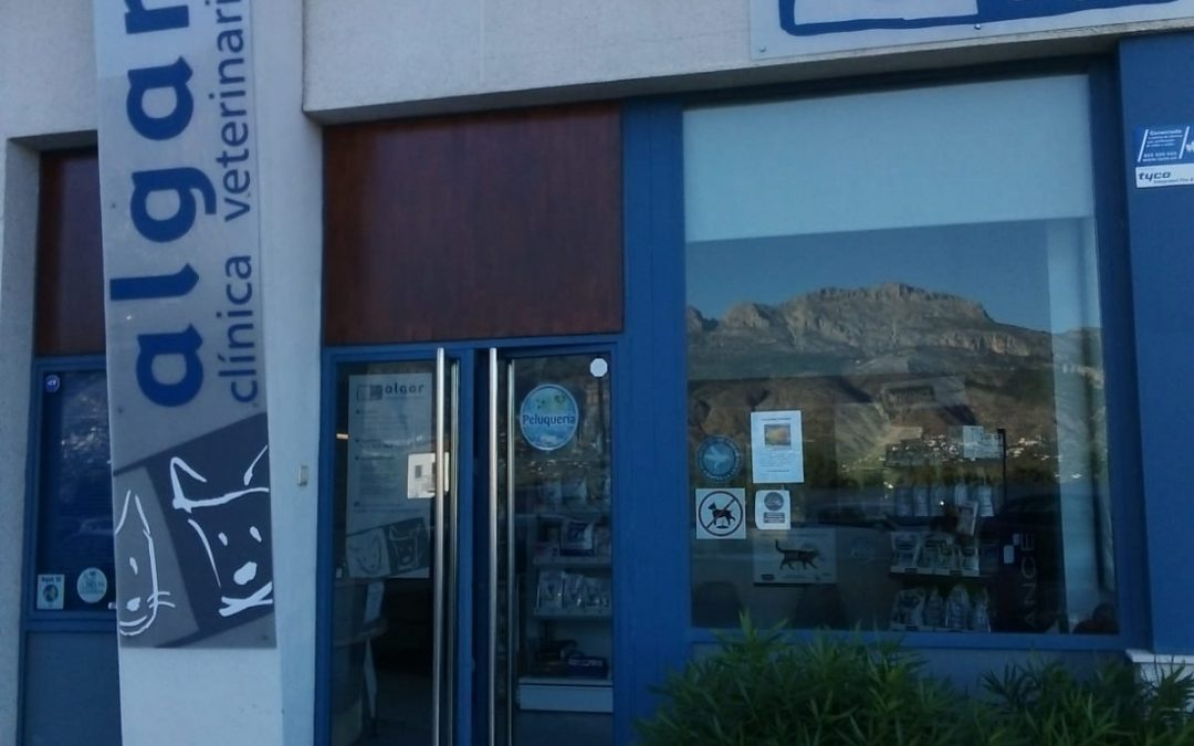 ALGAR Clinica Veterinaria. Altea. Alicante
