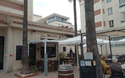 """Bar Tapería """"Los Músicos"""". Albir. Alicante."""